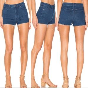 Free People We The Free High & Tight Cutoff Shorts